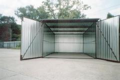 Портфолио ворота1