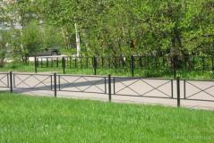 Портфолио забор сварной103