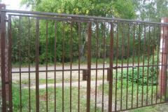 Портфолио забор сварной106
