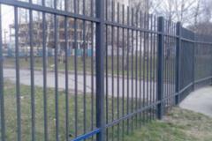 Портфолио забор сварной107