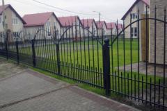 Портфолио забор сварной110