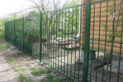 Портфолио забор сварной111