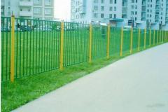 Портфолио забор сварной113