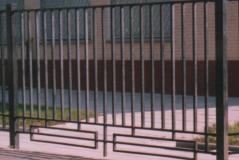 Портфолио забор сварной114