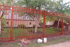 Портфолио забор сварной115