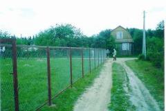 Портфолио забор сетка124