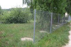 Портфолио забор сетка132