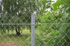 Портфолио забор сетка134
