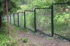Портфолио забор сетка136