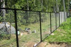 Портфолио забор сетка137