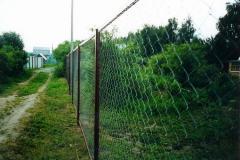 Портфолио забор сетка138