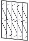 Решетки - эскиз 16